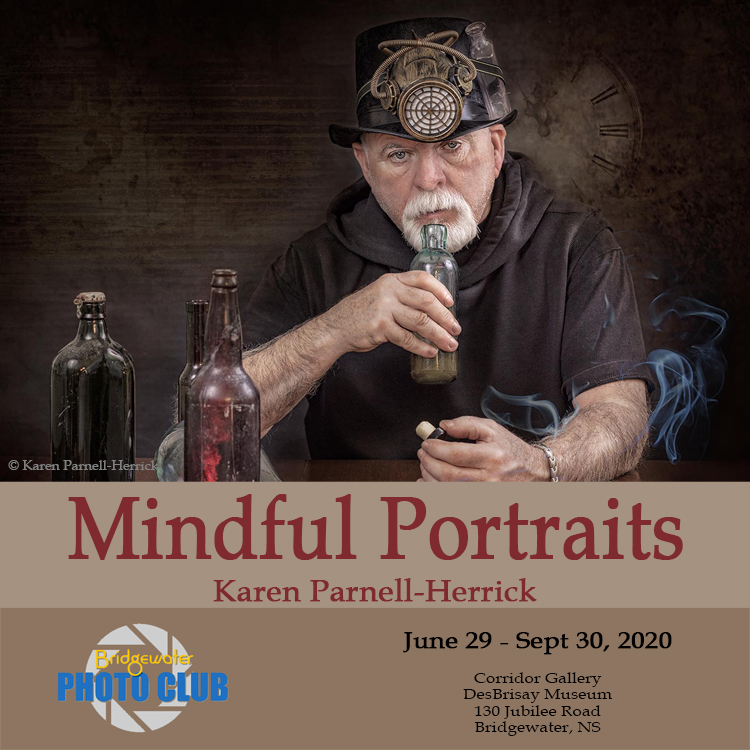 Parnell Exhibit poster